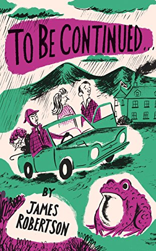 To Be Continued by [Robertson, James]