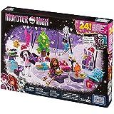 Mattel Mega Bloks DPK33 - Monster High Adventskalender