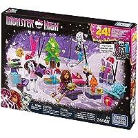 Mattel Mega Bloks DPK33 Monster High - Calendrier de l'Avent