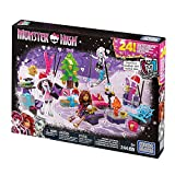 Mattel Mega Bloks DPK33 - Monster High Adventskalender