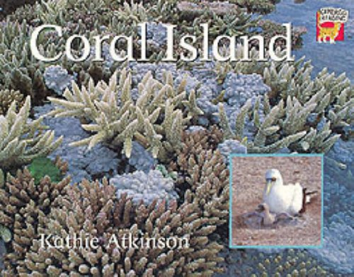 Coral island : this book is about animals that live on coral islands