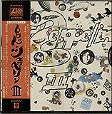 Led Zeppelin III + Poster + Obi