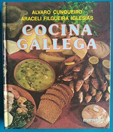 Cocina gallega por Filguera Cunqueiro