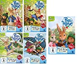 Peter Hase - Vols. 1-5 (5 DVDs)