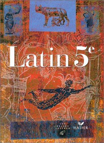 Latin, 5e : manuel par Miles, Thornes