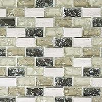 Amazon.it: mosaico pietra - Decorazioni per interni: Casa e cucina