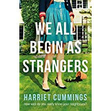 We All Begin As Strangers: A gripping novel about dark secrets in an English village (English Edition)