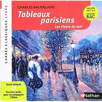 Tableaux parisiens : Les Fleurs du mal