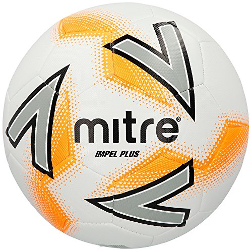 mitre Impel Plus Ballon de Football Mixte Adulte,...