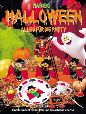 �r die Party - Haribo (Laden Halloween)