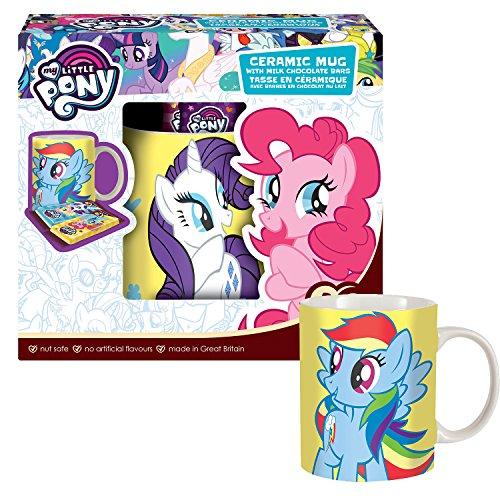My Little Pony Geschenkset (Kakaotasse mit - Pony-spielzeug Gefüllt Little My