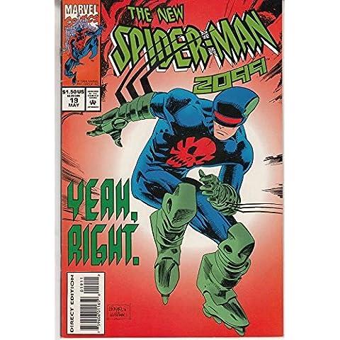 Spider-Man 2099 # 4