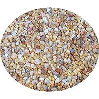 Classica Acuario Golden Egg–Grava Natural (5kg tanque de peces planta Tejas de sustrato