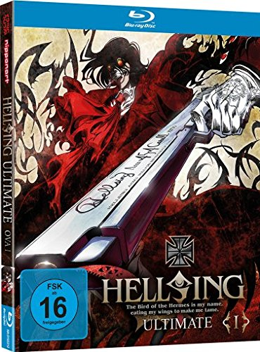 Hellsing Ultimative OVA (Re-Cut) Vol. 1 (Mediabook) [Blu-ray]