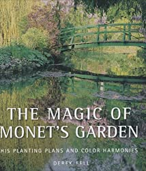 The Magic of Monet's Garden: His Planting Plans and Color Harmonies