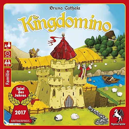 Pegasus Spiele 57104G - Kingdomino, Spiel des Jahres 2017 - 3