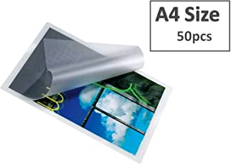 SToK Laminating Pouch Film(A4 size) pack of 50pcs : 80 microns (Lamination Pouch)