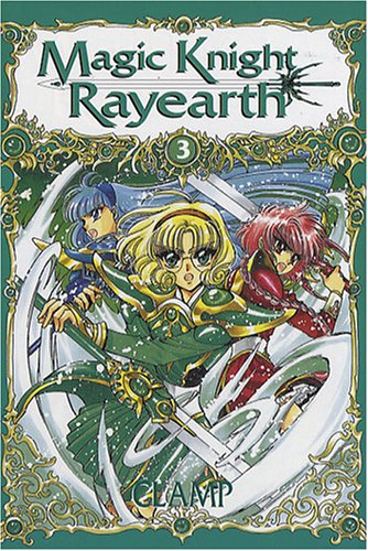 Magic Knight Rayearth Edition simple Tome 3