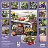 Garden & Decoration 2019 - Gartenkalender, Landschaftskalender, Naturkalender - 30 x 30 cm -