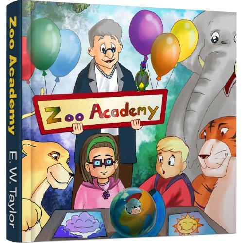La Lección de Historia del Señor Khan - Volumen 1 (Zoo Academy)