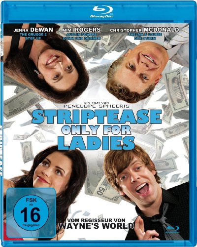 Striptease only for Ladies [Blu-ray]