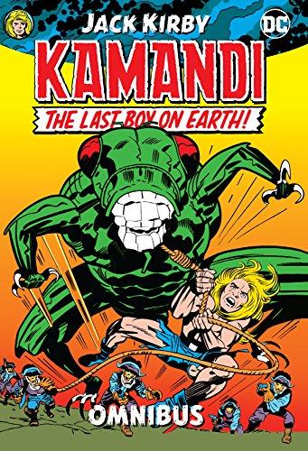 Von Jack Kirby Kamandi (Kamandi by Jack Kirby Omnibus)