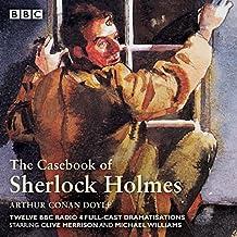 The Casebook of Sherlock Holmes (BBC Audio)