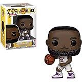 Figurine - Funko Pop - NBA - Lakers - Lebron James White Uniform