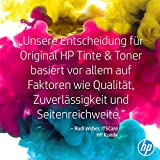 HP 303 Photo Value Pack (mit 2 Druckerpatronen und 40 Blatt HP Photo Papier, 10 x 15 cm für HP ENVY Photo) schwarz/Gelb/magenta/cyan