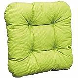 Sun Garden 10188075 Sitzkissen Susa, Dessin 50310-220, mint Bezug Baumwolle/Polyester Mischgewebe,...