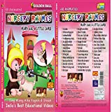 Baby Bucket Golden Ball -40 Animated Nursery Rhymes Vcd
