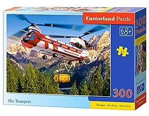 CASTORLAND B030125 - Puzle de Sierra de calar (300 Piezas)