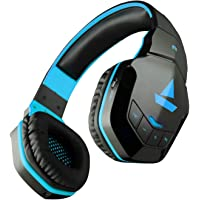 (Renewed) boAt Rockerz 510 Wireless Bluetooth Headphones (Jazzy Blue)