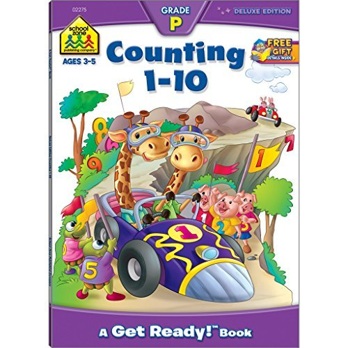 Counting 1-10 by Barbara Gregorich (2003-09-03)