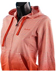 Reebok Sudadera para mujer chaqueta Sport Slim SEL strpe FZ z79656