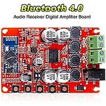 INSMA Scheda Audio TDA7492P Bluetooth Wireless Digital 4.0 Audio Receiver bordo dell'amplificatore di 50W + 40W