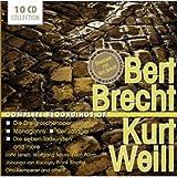 Bert Brecht/Kurt Weill-Complete Recordings