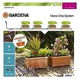 Gardena 13006-20 MDS Erweiterungsset Pflanztröge, mehrfarbig