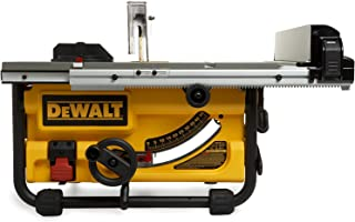 DeWalt DW745 10 Inch Compact Job Site Table Saw with Site Pro Modular Guarding System