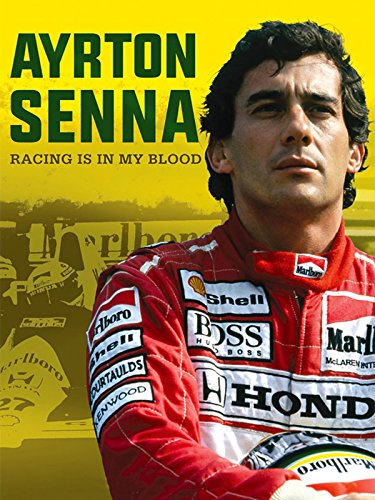 Ayrton Senna: Racing Is in My Blood Cover