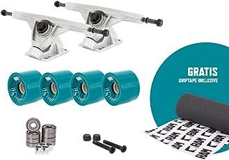 "RAM UB-Truck 7"" | 180 mm Longboard Achsen Set Setup inkl. gratis Griptape"