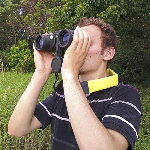 prismatico con telemetro