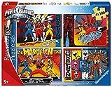 Ravensburger Puzzle 4x 100Teile Bumper Pack, Power Rangers Ninja (6908)