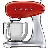 Smeg SMF02RDEU Keukenmachine Jaren '50, rood