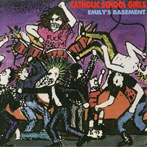 Punk School Girl (Emily's Basement [Explicit])