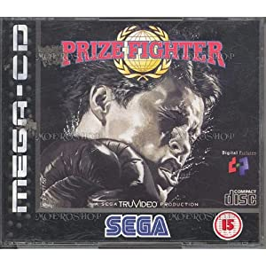 Prize fighter – MegaCD – PAL