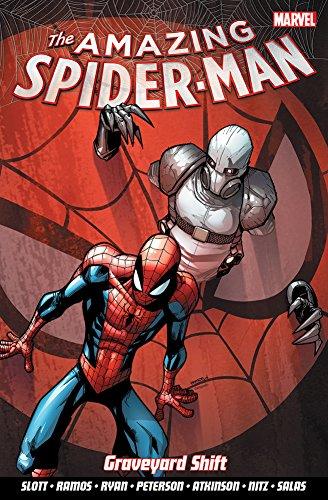 Amazing Spider-man Vol.4: Graveyard Shift por Dan Slott