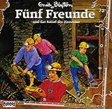 Fünf Freunde und das Rätsel der Zinnmine, 1 Audio-CD von Enid Blyton