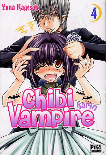 Chibi Vampire Karin Edition simple Tome 4