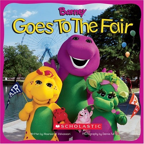 Barney Goes To The Fair